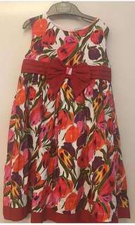 Girls dress size6