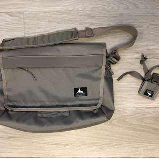 Gregory Civilian Messenger Shoulder Bag