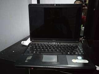 Laptop nec versa S3300