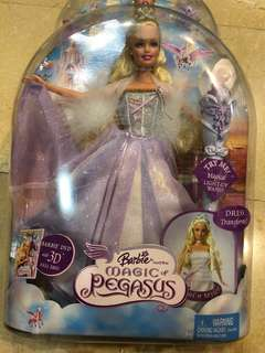 Barbie and the Magic of Pegasus and Polly pocket