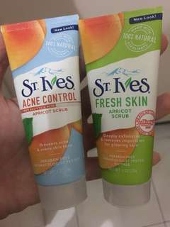 St.Ives Travel Size