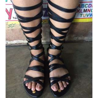 Ruby Gladiator Sandals