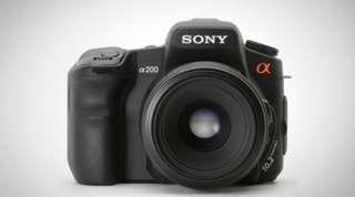 Sony Alpha 200