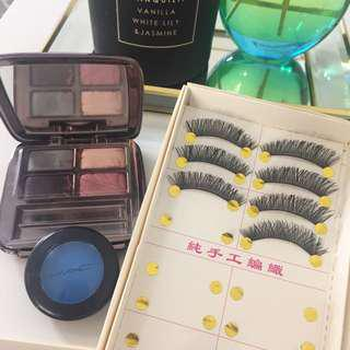 Eyeshadow Palette FREE Lashes