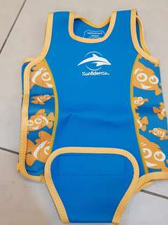 Swim warmer