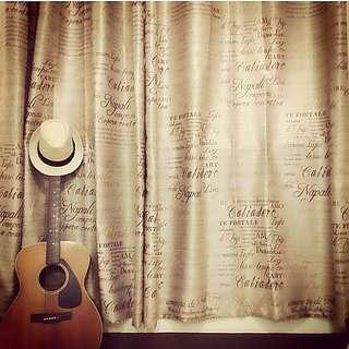 Curtains - Full Length