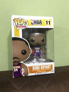 Authentic NBA Funko Pop