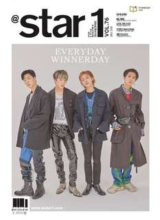 WINNER on STAR1 Magazine [MYR 45]