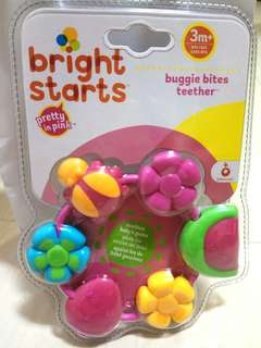 BNIB Bright Starts Baby Teether