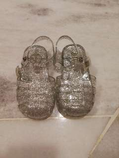 Cotton on kids jelly  sandals