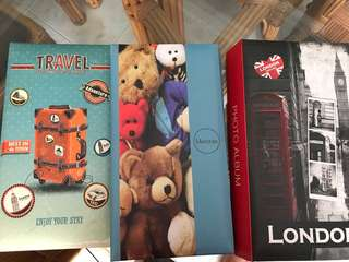 3 for $10 Photo Albums