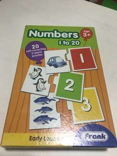 Educational number puzzles