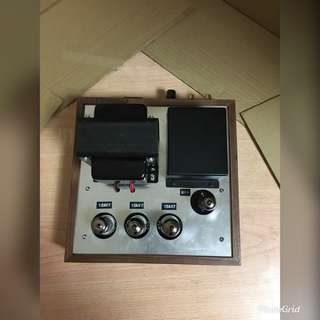 mm tube phono amp