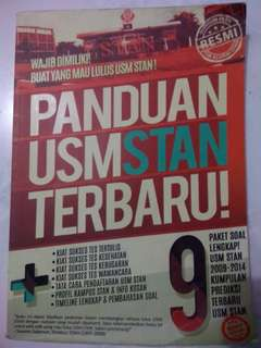 Buku Persiapan STAN