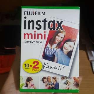 instax fujifilm refill twin pack