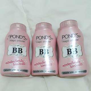 NEW Pond's BB Magic Powder Pink