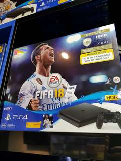 Trade in you game consoles to get ps4 with fifa 18