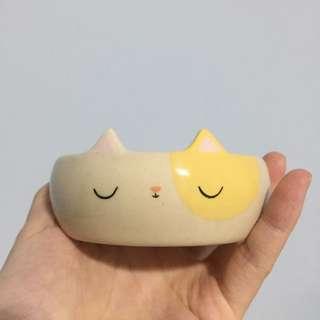 Tinysupply Cat bowl