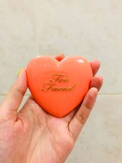 Too Faced Love Flush Blush (I will always Love You)