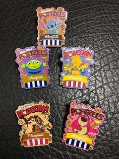 Disney Pin - 3/8/11/12/15