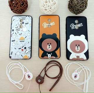 Softcase Brown tali