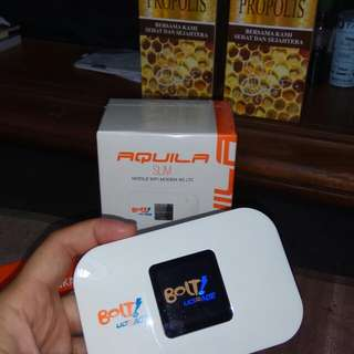 Modem Bolt 4G Preloved Aquila Slim