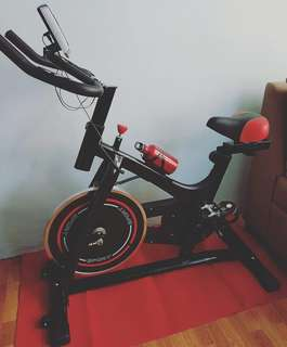 Gym Fitness Sport Equipment Spinning Bicycle Exercise Stationary Bike