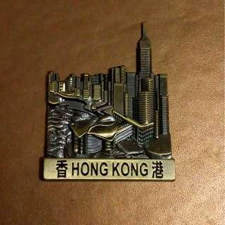Magnet Kulkas-Hongkong