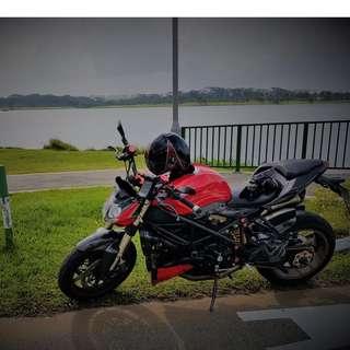 Ducati Streetfighter 1098 Dry Clutch COE 2020