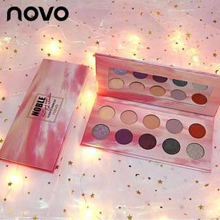 NOVO 10 Color Eyeshadow Palette
