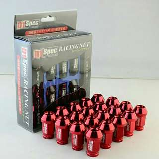 D1 Spec Racing Nut Car Lug Nuts