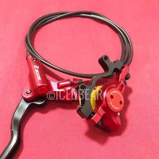 Zoom hydraulic brake[just the rear brake itself]-Fit on DYU