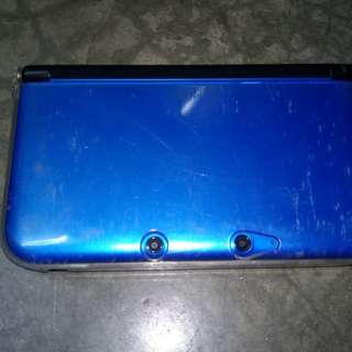 Nintendo 3DS XL faulty rosak
