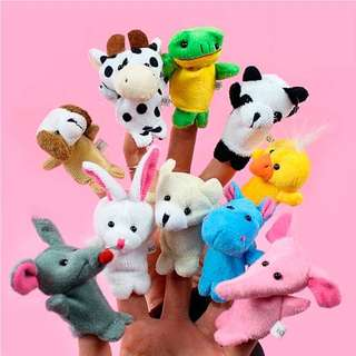 Finger Animal Puppet