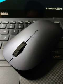 99%新 小米無線滑鼠 黑色