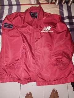 Coach Jacket New Balance Boston USA original