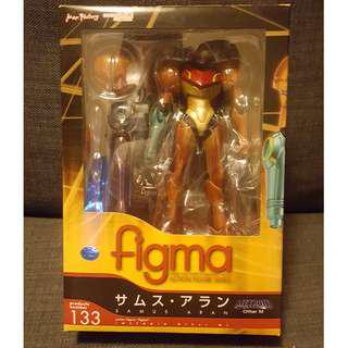 Figma No.133 - Samus Aran [Metroid: Other M]