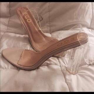 Yeezy Inspired heels
