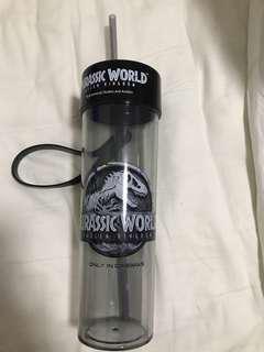 Jurassic Park 2 Water Bottle