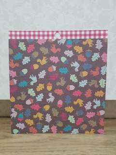 "American Craft 6x6"" Scrapbooking Paper (Squirrels)"