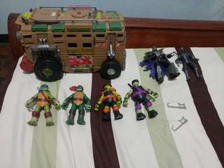Teenage Mutant Ninja Turtles Collection