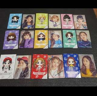 [instocks] Twiceland Japan Lottery Sticker