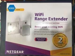 Netgear EX2700 N300 Wireless Range Extender