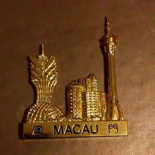Magnet kulkas Macau