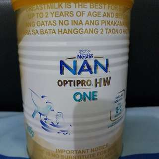 NAN OPTIPRO HW 400 Grams