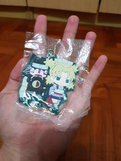 Naruto - Kankuro and Tenmari Keychain/accessory/rubber strap