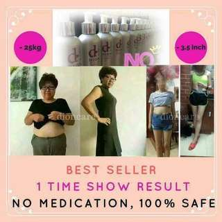 Active slimming