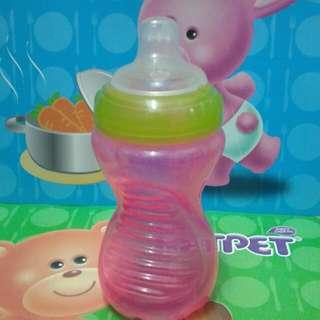 Baby bottle nubby