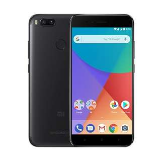 Kredit Xiaomi MiA1 ( TAM ) Black 4/64GB