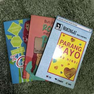 Noringai Book Bundle